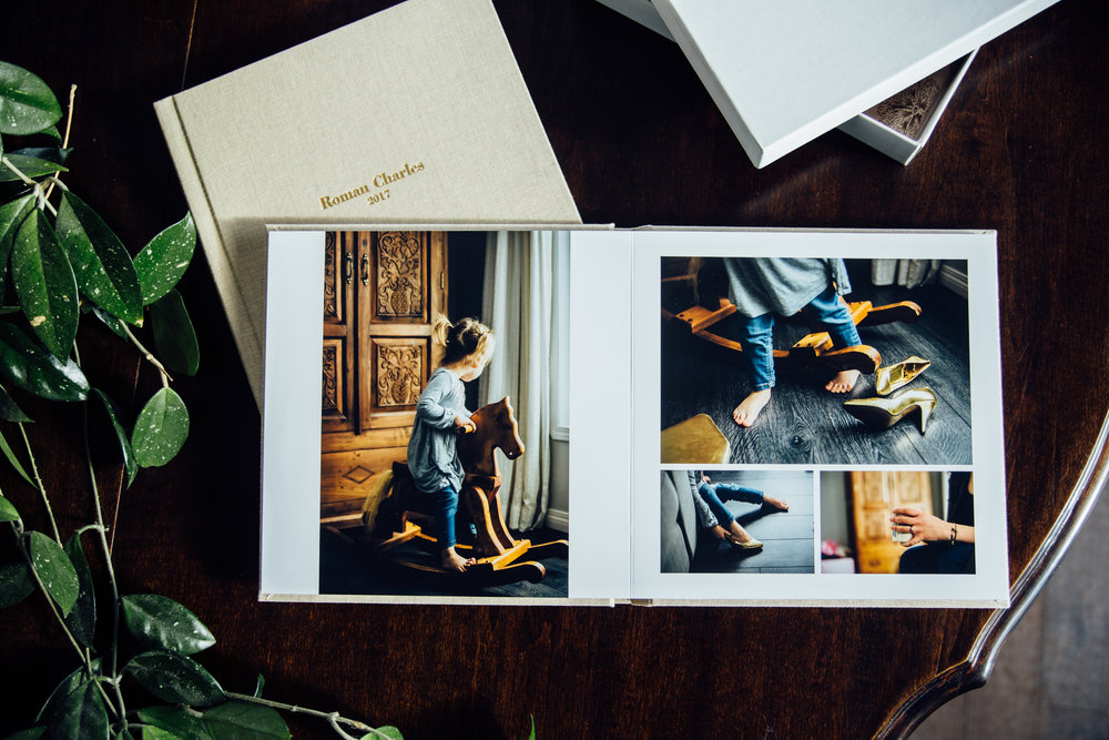 heirloom photo albums handcrafted in canada