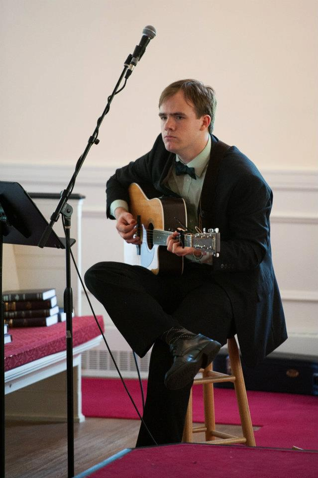 Brian, Director of Music and Worship Arts