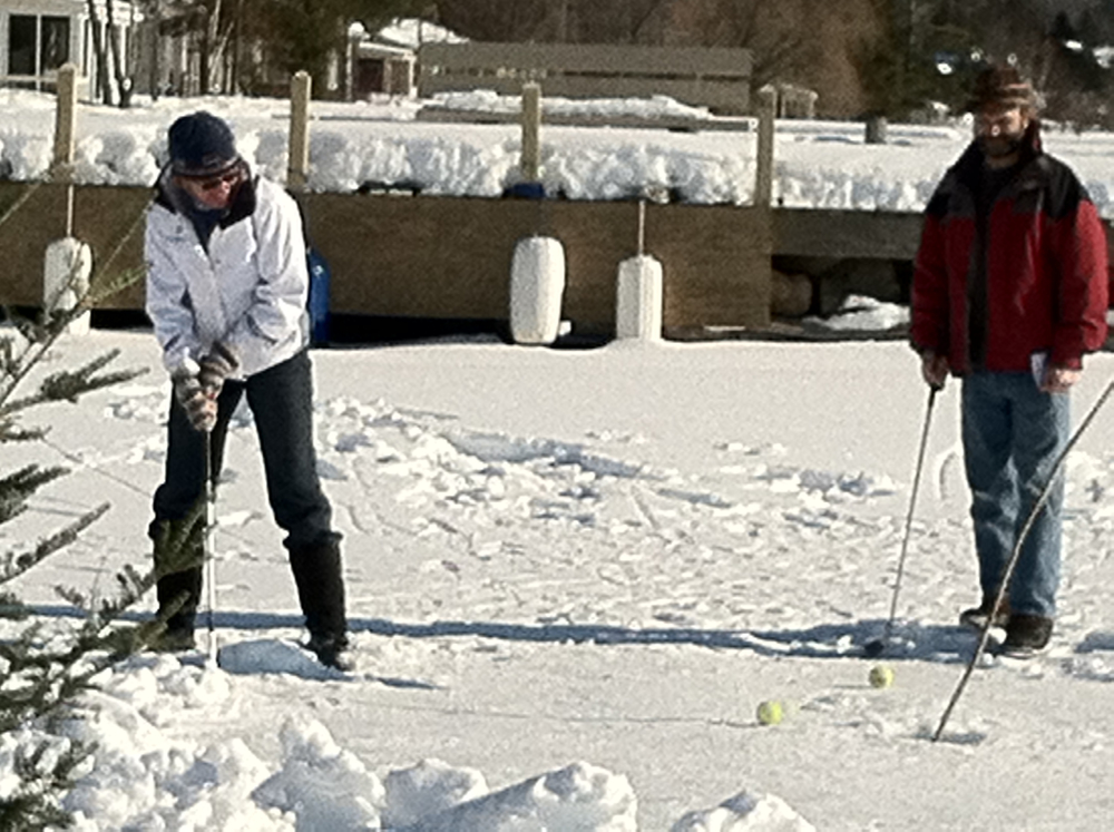 Big Ice Golf