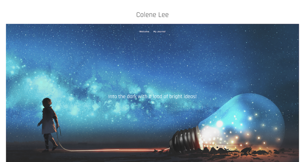 Colene Lee home page.png