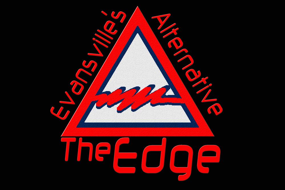 THE edge radio's new logo design!