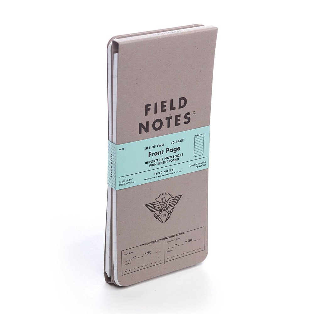 Field Notes Reporter's Notebook -