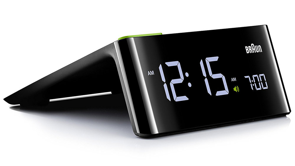 Braun Digital Alarm Clock -