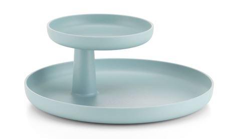 Vitra rotary tray - by Jasper Morrison