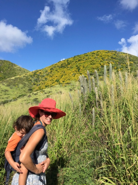 Sometimes being a mom feels like walking uphill through cactus with someone heavy on your back...A few tricks from a fellow traveler can make all the difference.