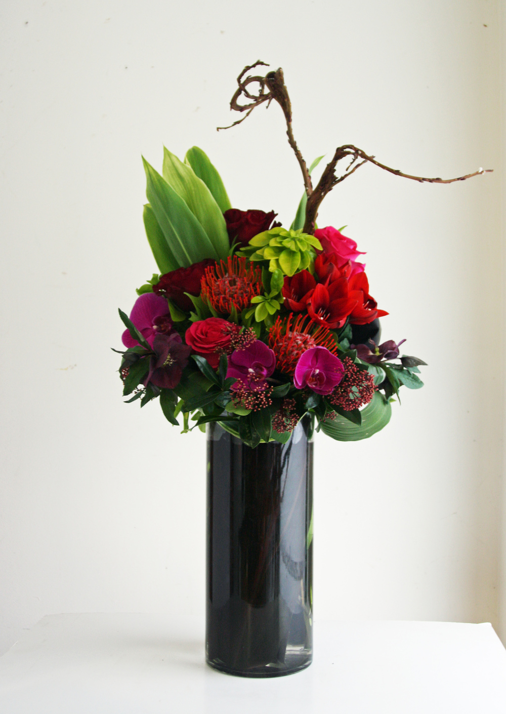 hot colours tall arrangement final.jpg