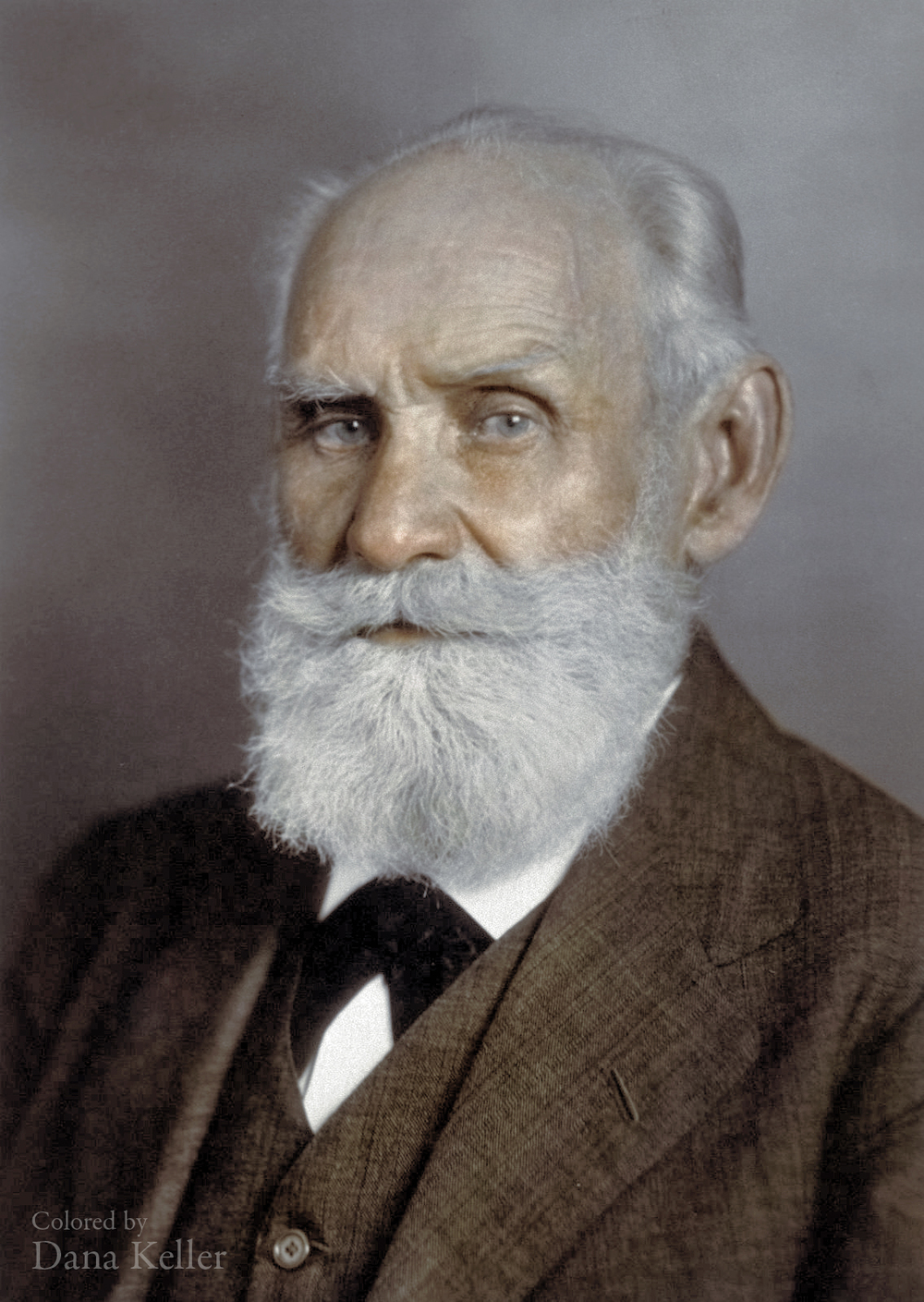 Ivan Pavlov, ca. 1920.