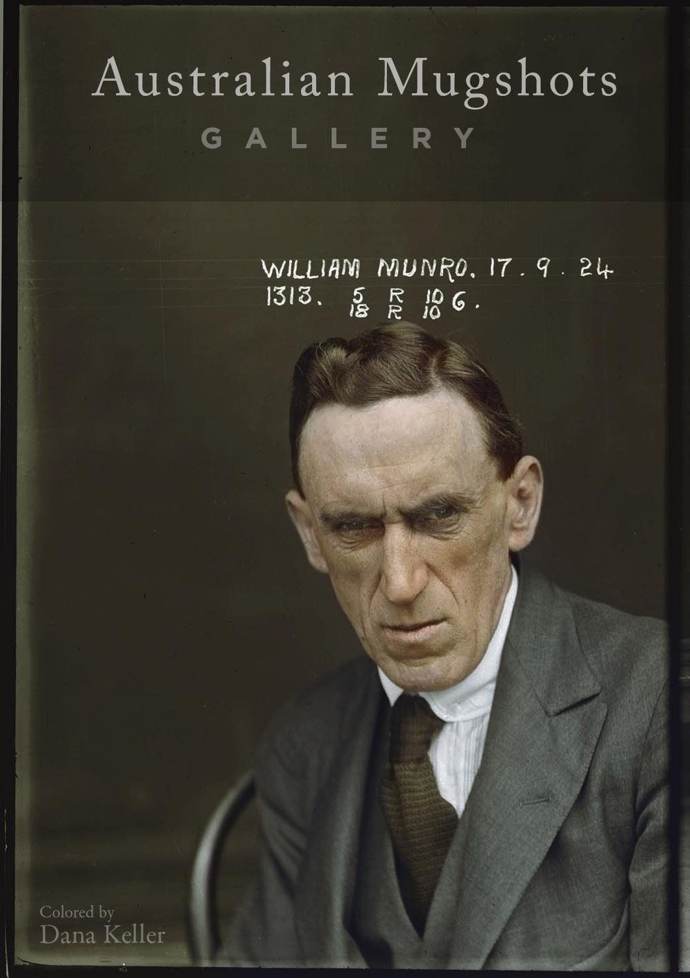 Australian Mugshots Gallery