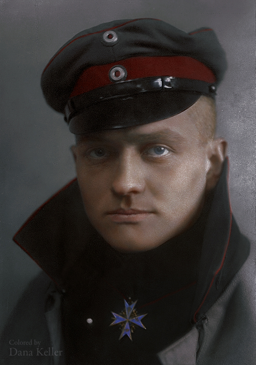 Red Baron, 1917