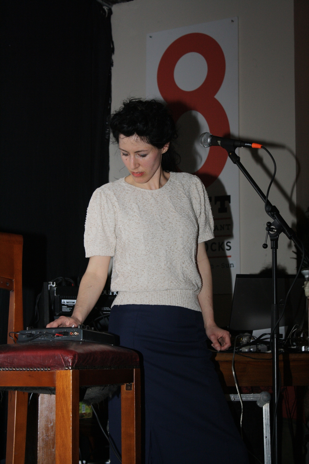 Performing at Live@8 Galway 2011
