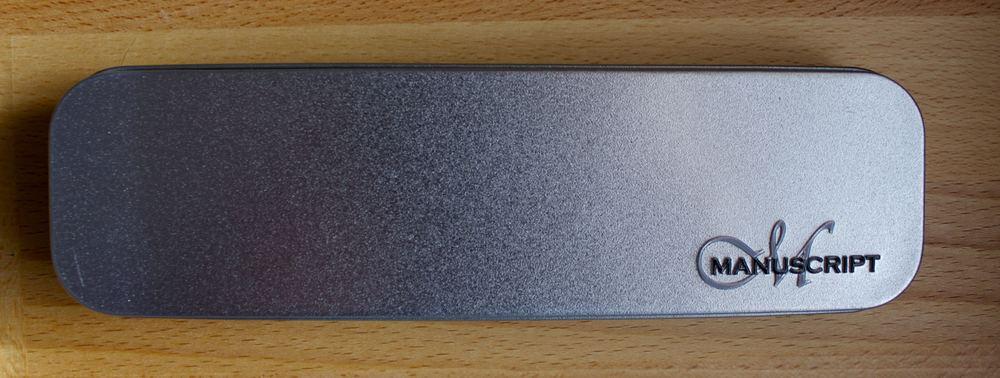 Metal packaging tin