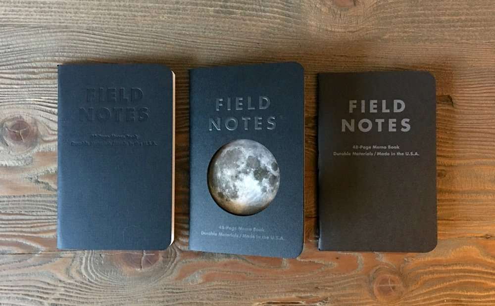 Other black editions: Ravens Wing, Lunacy and Night Sky