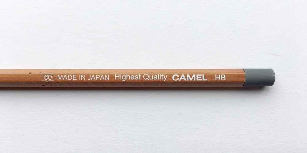 Beautiful colours and very simple branding - classic Japanese style