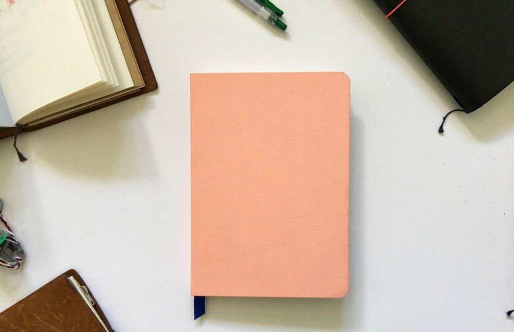 The beautiful Baron Fig Metamorphosis notebook