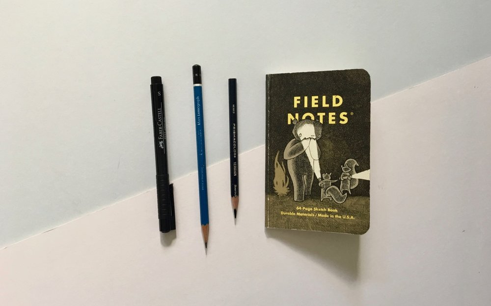 Tools that I liked using with this notebook