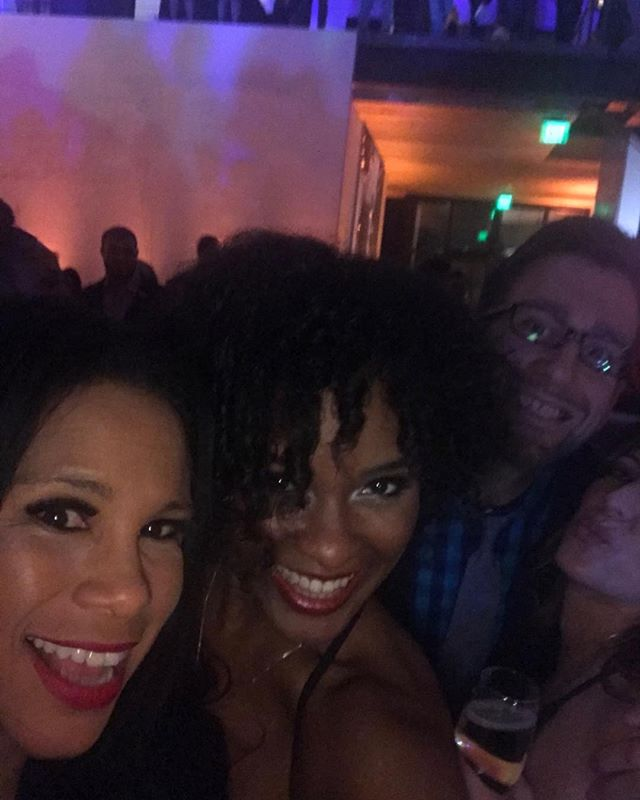 I think this was my last Equinox company Party. sadness & happiness all rolled into one big love sandwich. I will miss all the friends that I made at Equinox!! So fun to play with you last night. #equinoxmademedoit