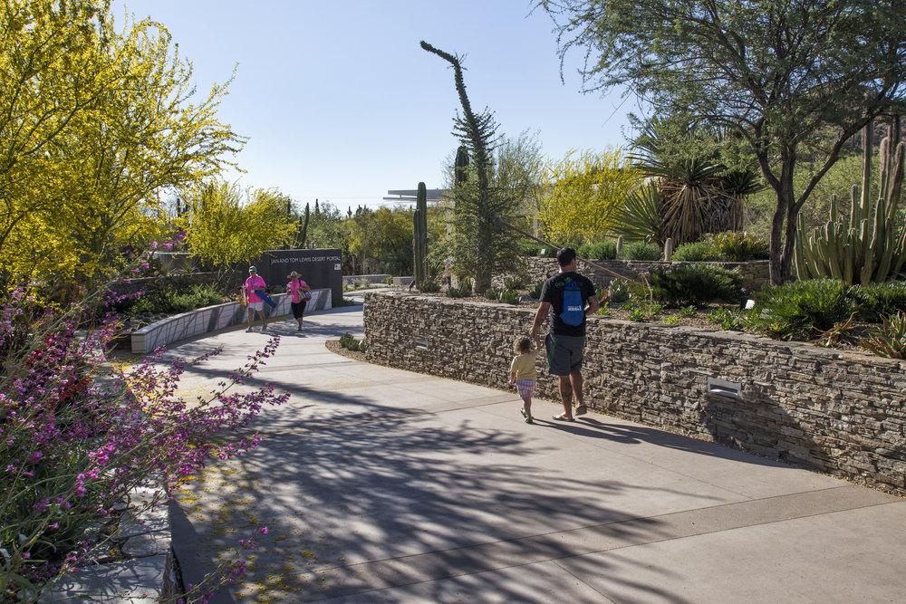 Desert Botanical Garden by Studio Outside