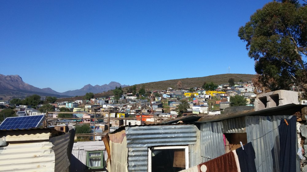 Enkanini informal settlement