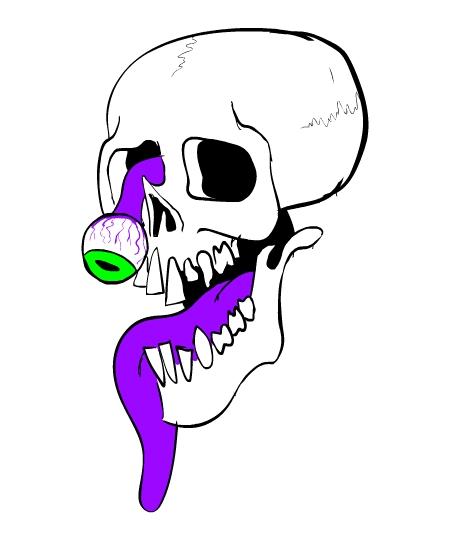 Socket Skull Tee