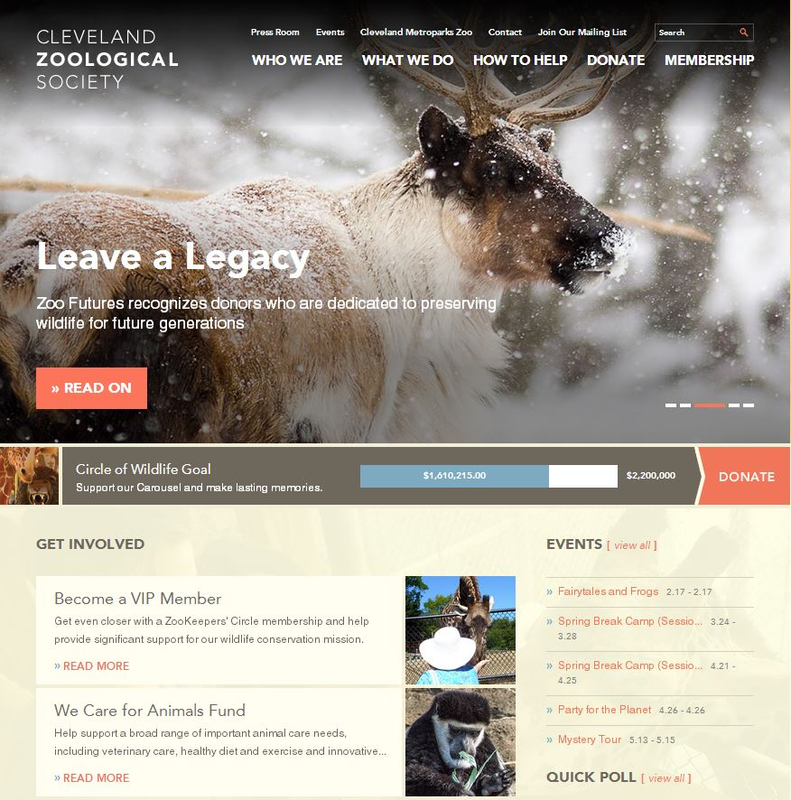 The Cleveland Zoological Society