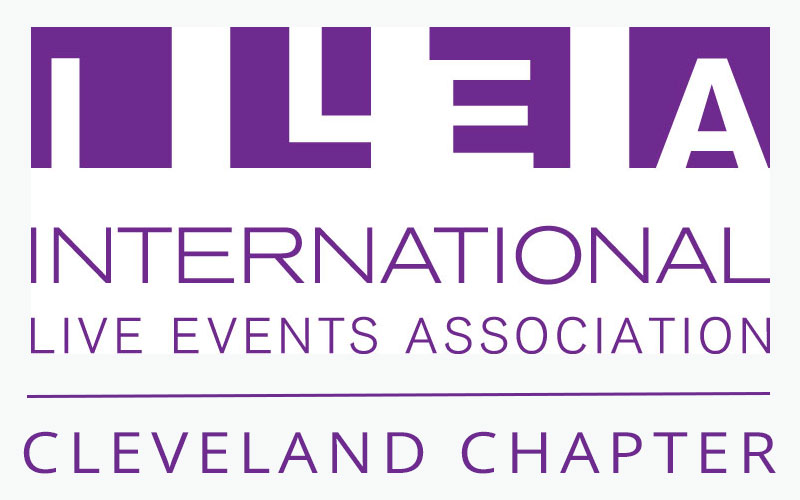 Member of the International Live Events Association, Cleveland Chapter since 2011 Executive Board Member and VP of Communications ILEA Cleveland 2015-2016