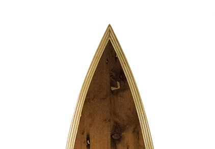 Redwood Plumajillo Board 6'11""