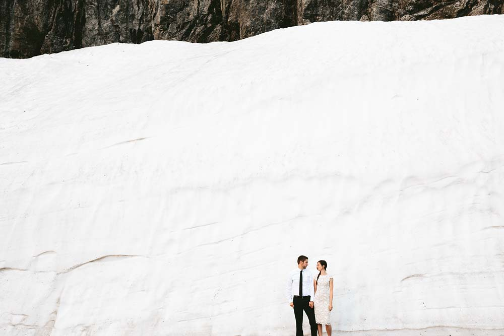 Destination Mountain Wedding Photography in Glacier National Park - Montana  - JOELLE + BRIAN