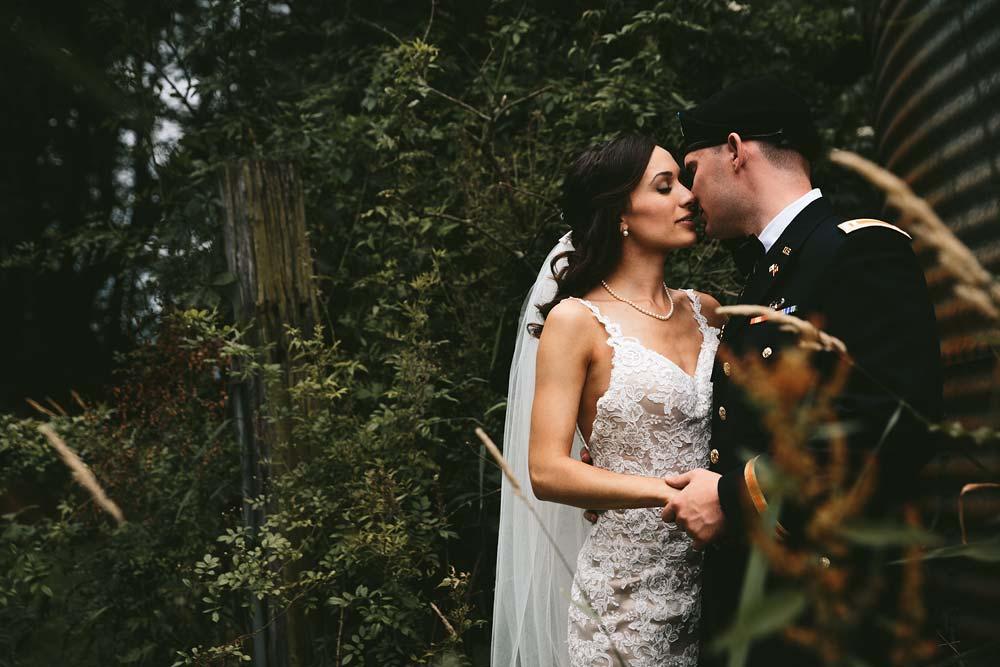 Barn Wedding PhotographersThe Meadows - Wooster, Ohio - ERIKA + TY