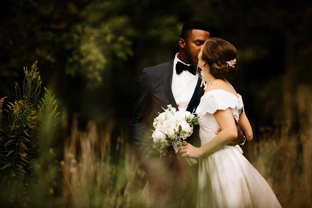Patterson's Fruit Farm - Orchard Hill Wedding Photography in Cleveland - Mary + Dominque