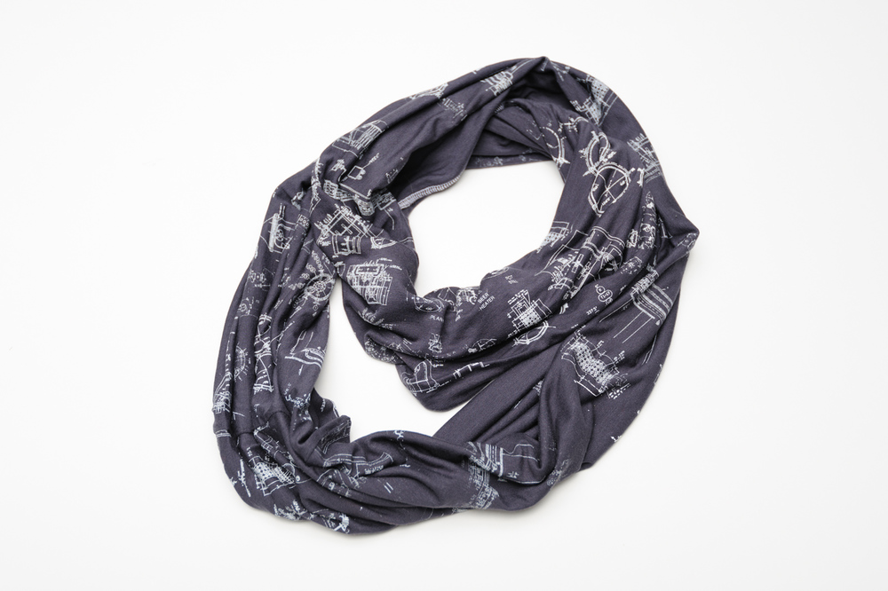 Image 3: Infinity Scarf