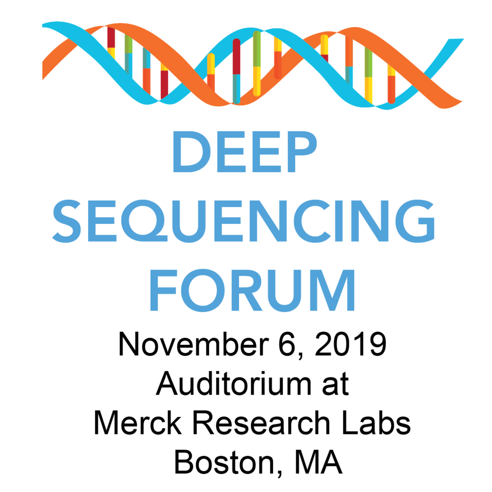 Deep Sequencing Forum 2019