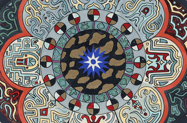 Image from Carl Jung's Red Book