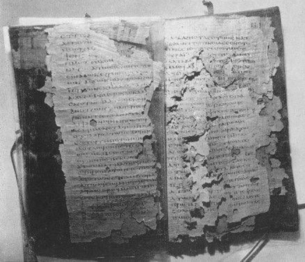 Translations of the intact writing, revealed alternative gospels, suppressed by early orthodoxy. These dozens of books were labeled Gnostic by researchers.