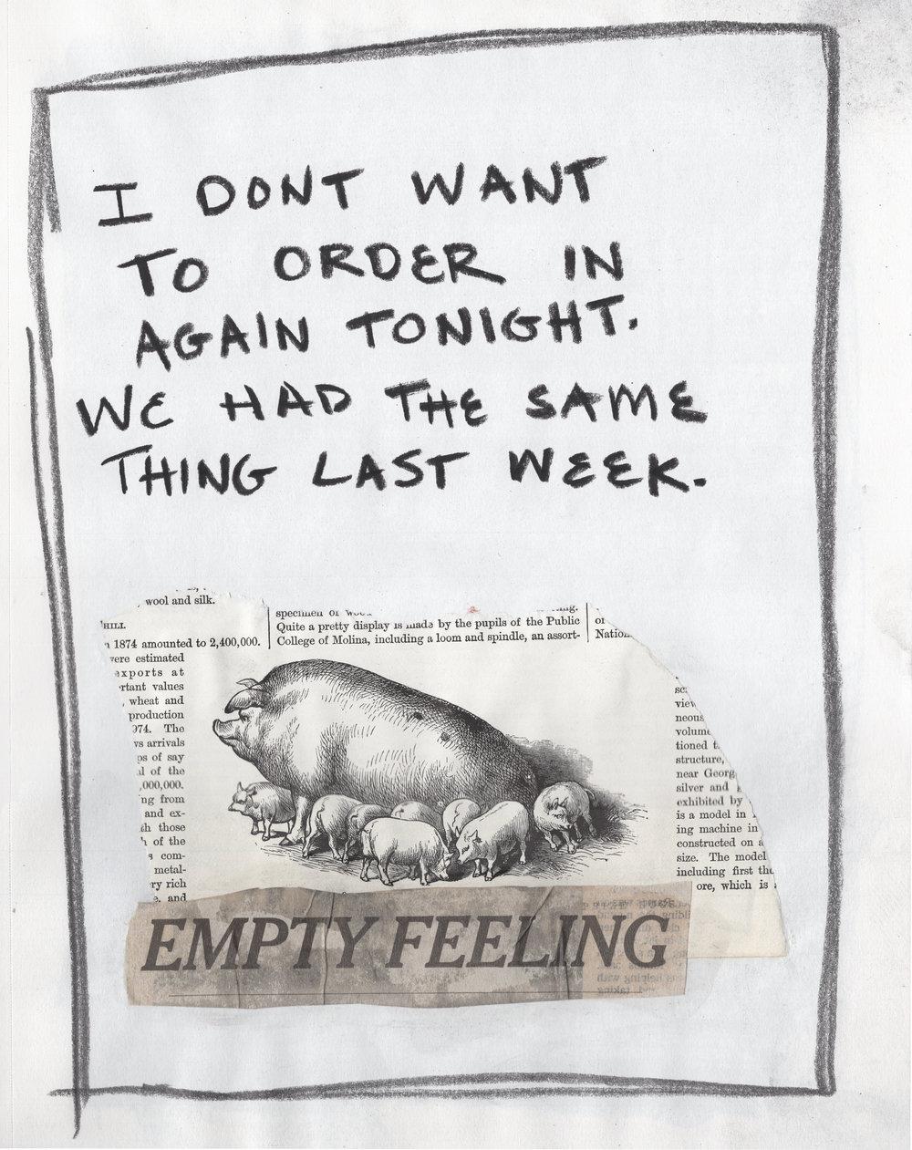 Empty Feeling