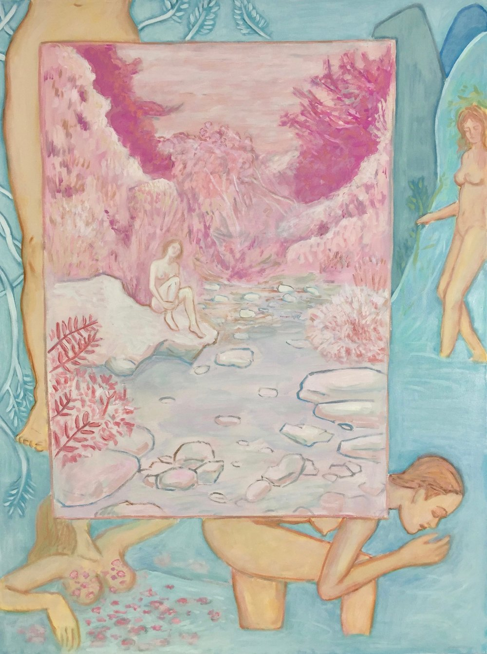 Aphrodite's Garden (The Pink Madness)
