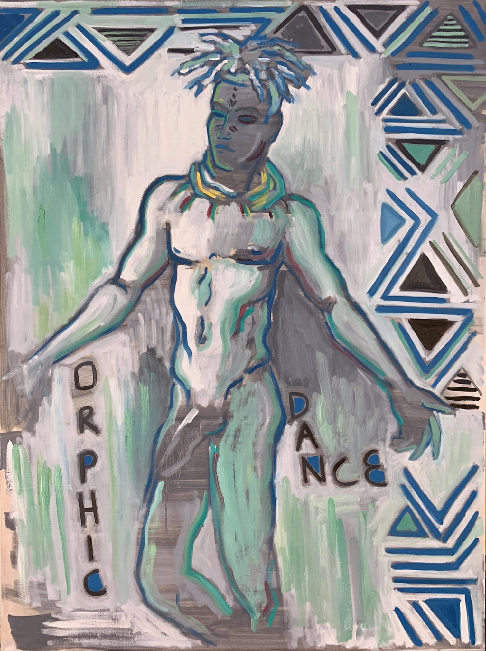 Orphic Dance II