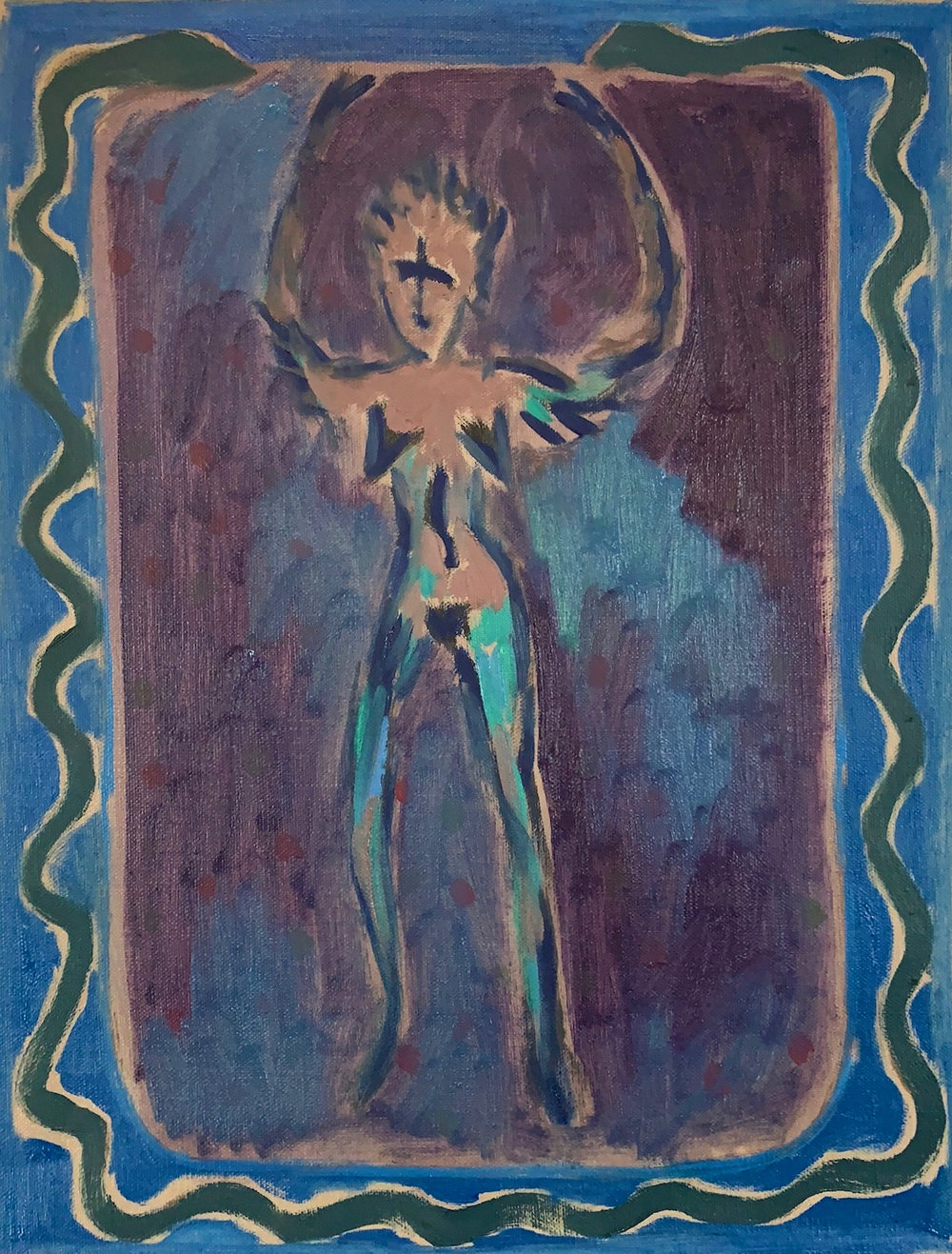 Nirriti Kali (Study II)