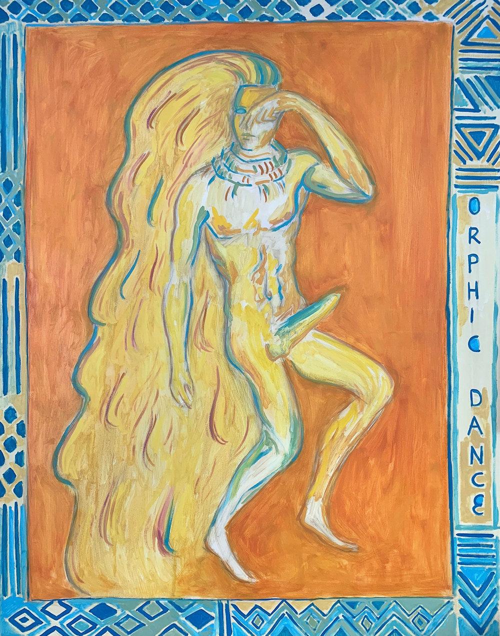 Orphic Dance I