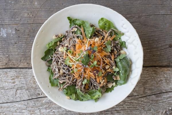 Bangkok Noodle Salad