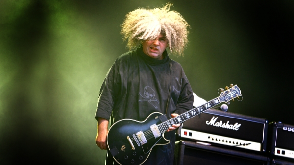 King Buzzo from The Melvins play at Venue September 5th.
