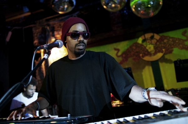 Dam-Funk plays at Venue on September 10th.