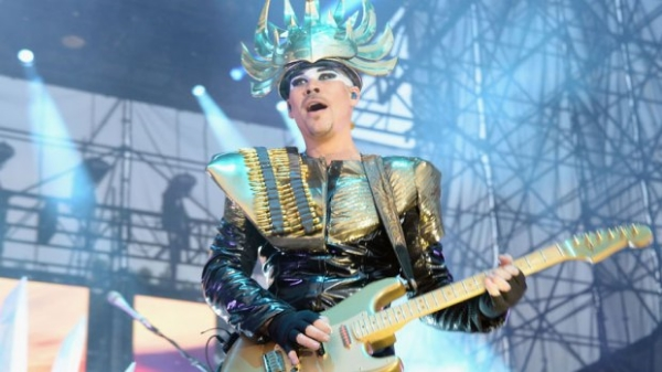 Empire of the Sun plays at the Orpheum on September 16th.
