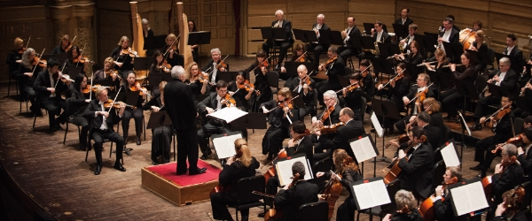 The Vancouver Symphony Orchestra plays at the Orpheum on September 26th.
