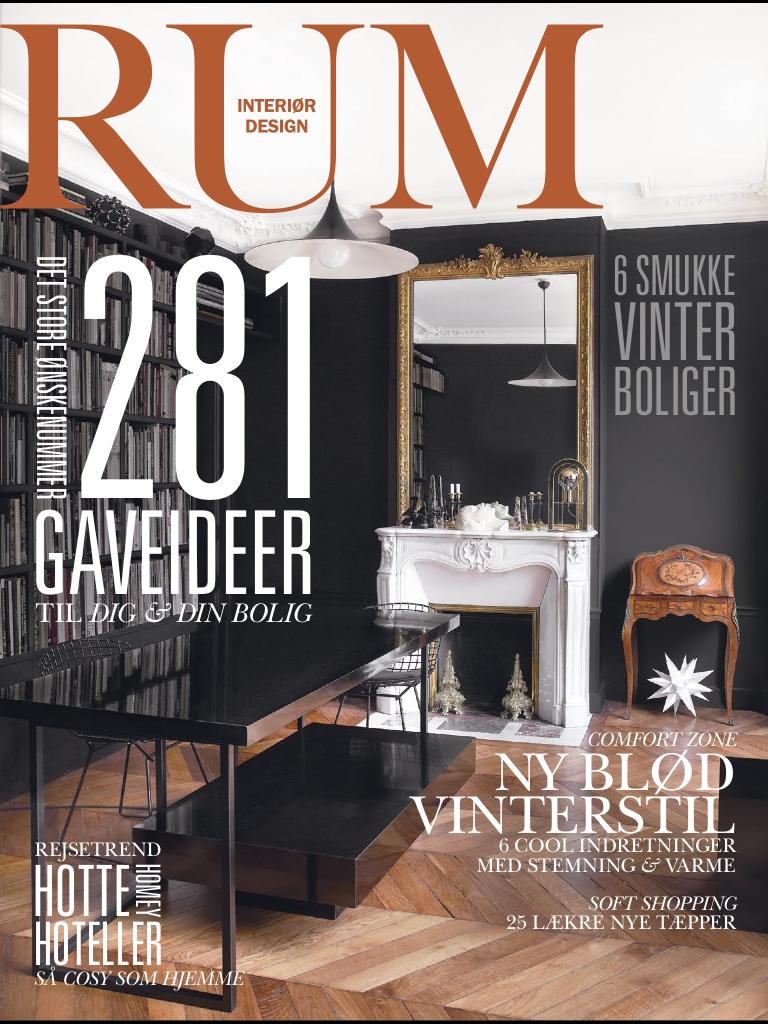 RUM Interiør Design / February 2015