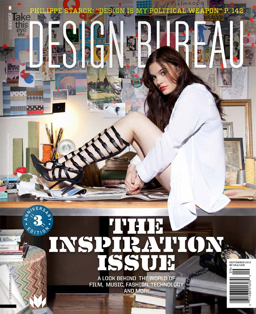 Design Bureau / September 2013