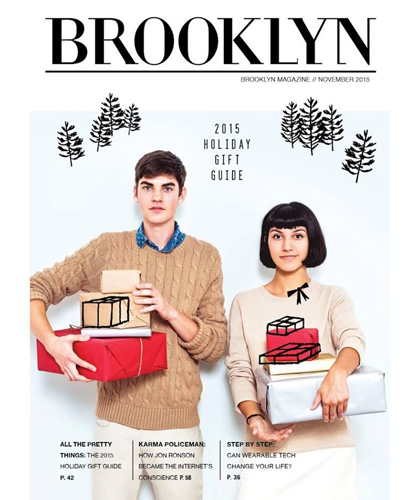 Brooklyn Magazine / November 2015