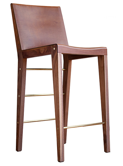 Highback Lincoln Stool