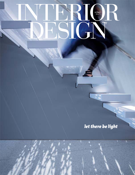 Interior Design Magazine Online/October 2014