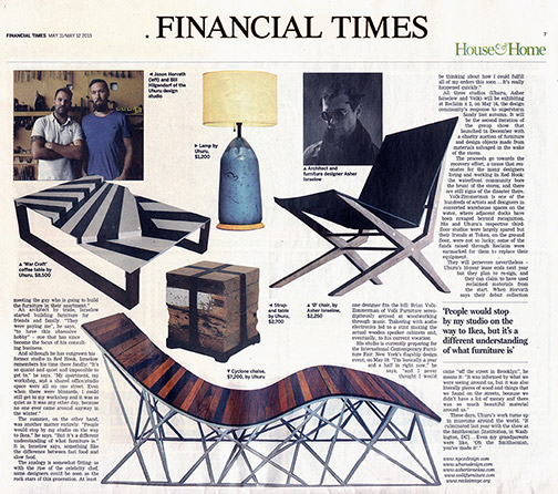Financial Times/May 2013