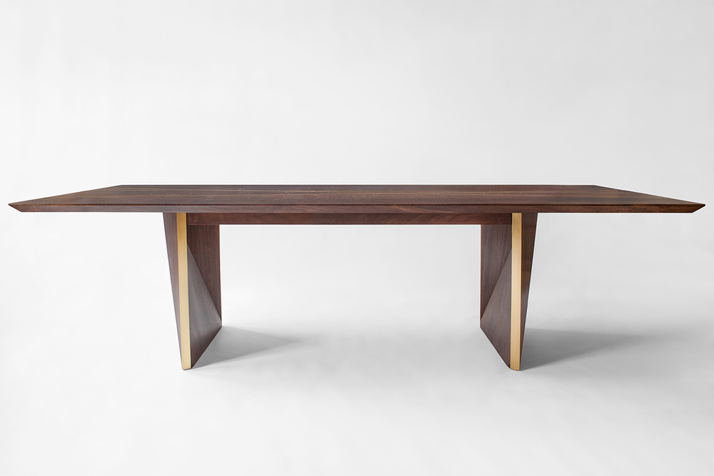 Jewel table asher israelow for Studio 52 table view